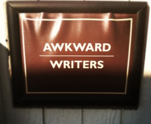 Awkward Writers Room
